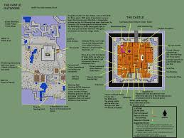 avernum annotated maps the castle detail map