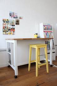 ikea kitchen cutting table cutting table hack made from an ikea kitchen island stenstorp