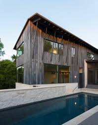 Modern Hillside House Plans Tim Cuppett Designs Austin Hillside Home To Be Both Modern And Rustic