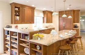 Colors For Kitchens With Light Cabinets Light Wood Kitchen Cabinets With Floors Gallery Ideas Images