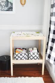 Sniglar Change Table Diy Changing Table Pad And Cover For Ikea Sniglar Changing Table