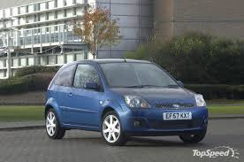 2007 ford fiesta specs and photos strongauto