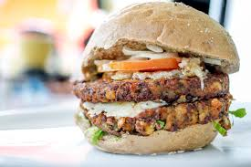 veggie burger wikipedia