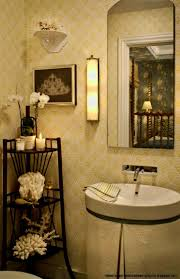 Fabulous Wallpaper In Bathroom With Bathroom Wallpaper Ideas For Bathroom 35 Wallpaper Ideas For