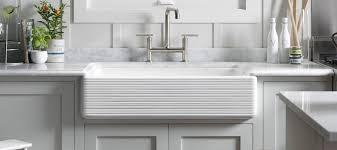 Number Of Basins 1 Fireclay Kohler Enameled Cast Iron Kitchen Sinks
