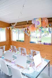 little artist party happy 5th birthday rowan via