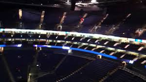 the o2 arena level 4 block 404 row g youtube