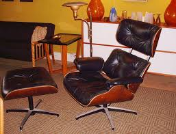 Eames Style Chair by Gallery U003e Sold Seating Eames Style Lounge Chair And Ottoman