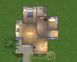 mod the sims palm cottage a single story 2 bedrooms and one