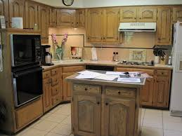 Kitchen Cabinet Features Kitchen Small Kitchen Features Small Wooden Island With Built In