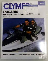 amazon com polaris clymer manual 1996 1998 model sl700 slt700