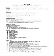 Resume For Walmart Sample Resume For International Jobs Resume Starling Sample Resume