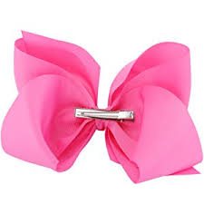 hair ribbon big 8 inches hair bows for grosgrain boutique