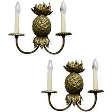 Pineapple Wall Sconce Maison Charles Et Fils Wall Lights And Sconces 19 For Sale At