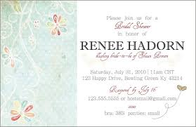 registry for bridal shower photo bridal shower invitations handmade bridal image