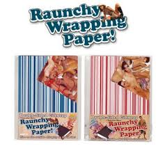 raunchy wrapping paper raunchy wrapping paper for sales