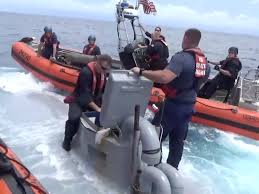 us coast guard seizes narco submarine with cocaine in pacific