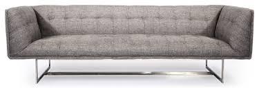 mid century modern sofas edward midcentury modern classic sofa midcentury sofas by