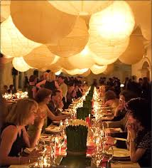 paper lanterns with lights for weddings martha stewart paper lanterns wedding lighting and wedding lanterns