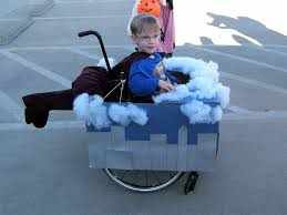 Bob Builder Toddler Halloween Costume Texas Mother Creates Halloween Wheelchair Costumes Empower Kids
