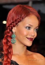 French Braid Hairstyles With Weave Stylish Black Braids And Weaving Hairstyle Picture Magz