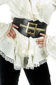 faux leather pirate belt pirate costumes women u0027s