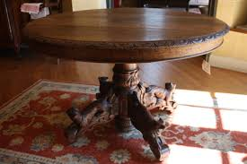 buy antique french table dining table dining room table oak hunt table