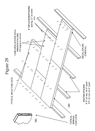 patent us8590264 structural building panels with multi laminate