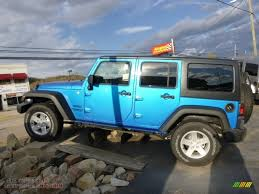 hydro blue jeep 2015 jeep wrangler unlimited sport 4x4 in hydro blue pearl photo