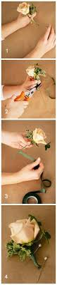how to make boutonnieres diy wedding flowers boutonnieres