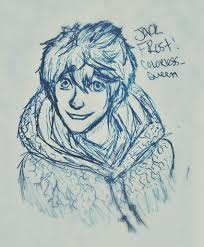 jack frost doodle rise of the guardians amino