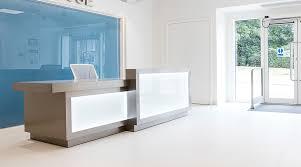 Corian Reception Desk Home