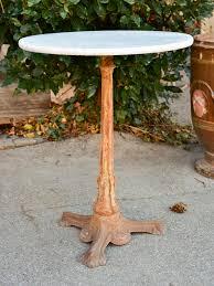 antique marble bistro table antique spanish bistro tables with marble tops marble top marbles