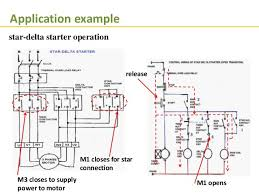star delta starter wiring diagram with timer wiring diagram