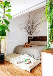 design highlight bedrooms using live plants as decor the salem beds plant as decor