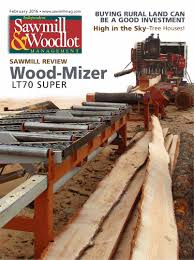 reviews sawmill and woodlot magazine