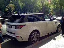 land rover sport 2015 land rover mansory range rover sport 2013 17 april 2015 autogespot