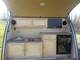 teardrop camper kitchens the small trailer enthusiast news