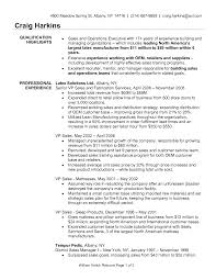 Sample Resumes For Sales Executives Resume Sample Human Resources Generalist