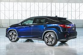 sporty lexus blue 2016 lexus rx first drive review motor trend