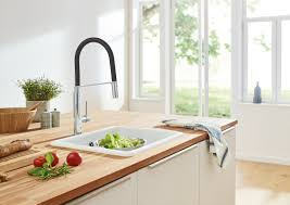 Grohe K7 Kitchen Faucet Grohe Concetto Semi Pro Single Handle Kitchen Faucet U0026 Reviews