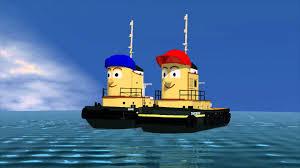theodore tugboat cgi floating preview youtube