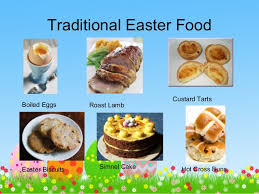 easter dishes traditional easter