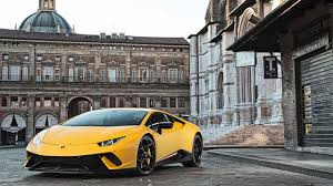 lamborghini supercar huracan the lamborghini vying to become the ultimate supercar