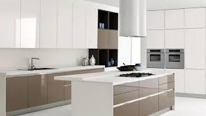 white kitchen cabinets modern small modern white kitchen kitchen and decor
