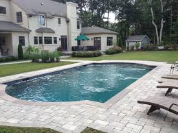 stone coping for vinyl liner pools google search backyard