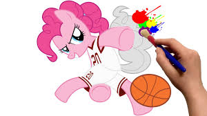 mlp pinkie pie ballin coloring book cartoon coloring pages