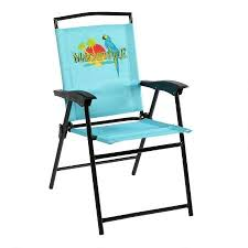 Sling Outdoor Chairs Margaritaville Folding Sling Patio Chair Christmas Tree Shops