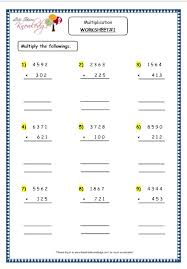 grade 4 maths resources 1 6 2 multiplication of 4 digit number by
