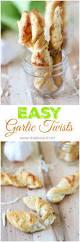 easy garlic twists simply stacie